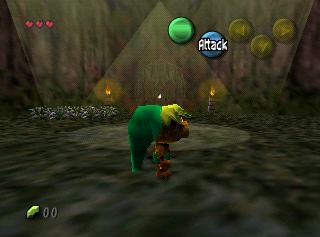 The Legend of Zelda: Majora's Mask/Program Revision