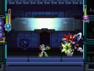 Mega Man X5 - The Cutting Room Floor