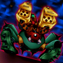 Yu-Gi-Oh! The Duelists of the Roses (USA)-LauncherSpider.png