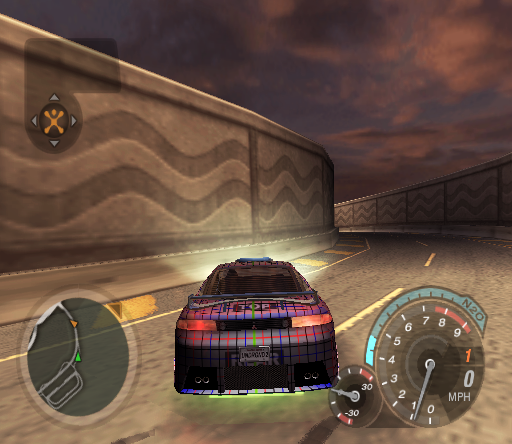 Need for Speed: Underground 2 - The Cutting Room Floor