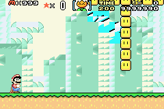 SMW GBA TestLevel.PNG