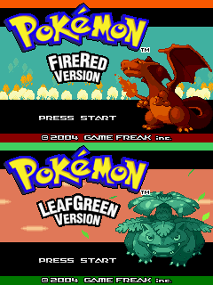 Pok 233 Mon Firered And Leafgreen The Cutting Room Floor