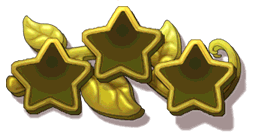 My Singing Monsters Dawn of Fire Old Achievement Star Icon Star Slots.png