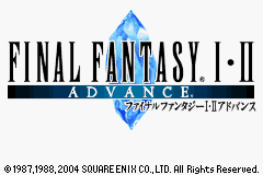 Final Fantasy I•II Advance