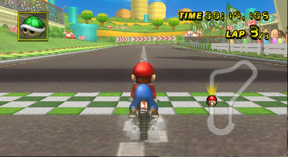 Mario Kart Wii The Cutting Room Floor