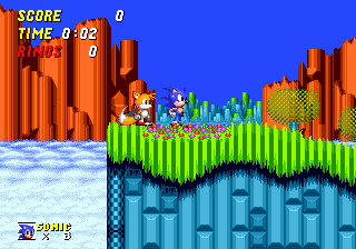 Time to beat the Eggman, right? Uh...no.