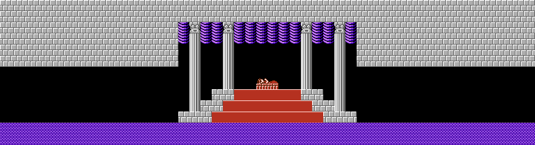 Zelda II North Castle FDS.png