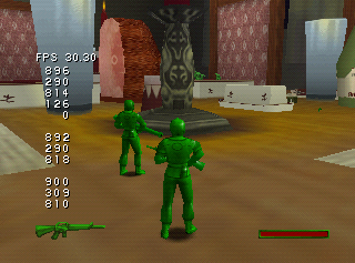 Army Men Sarge's Heroes 2 N64 Debug Display.png