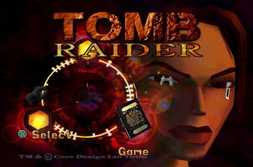 Tomb Raider Playstation The Cutting Room Floor