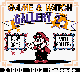 Game & Watch Gallery 2 U E SGB Title.png
