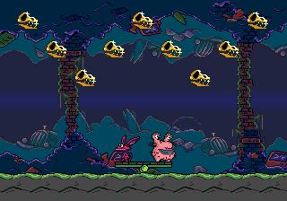 Aaahh Real Monsters Mega Drive-genesis
