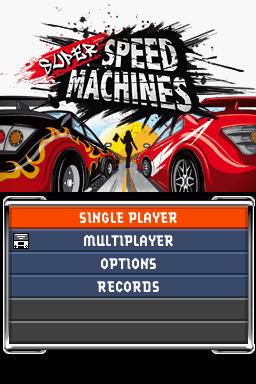 Super Speed Machines The Cutting Room Floor