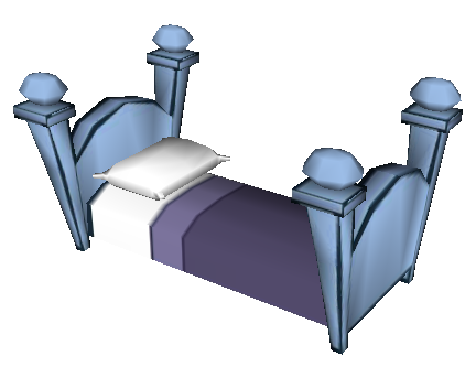 NTT3D bed.png