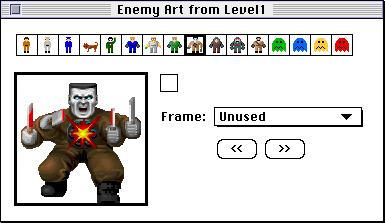 Wolfenstein 3D (Mac OS Classic) - The Cutting Room Floor