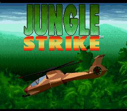 jungle strike also known as jungle strike uketsugareta kyouki jp