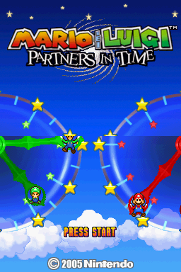 Mario Luigi Partners In Time Regional Differences The