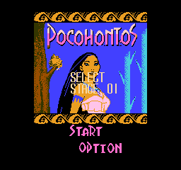 Pocahontas (NES)-stageselect.png