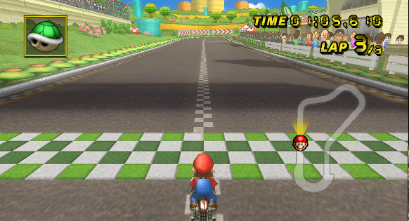Mario Kart Wii - The Cutting Room Floor