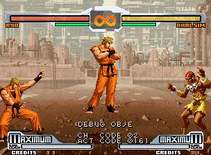 SvC Chaos: SNK vs. Capcom (Neo Geo)