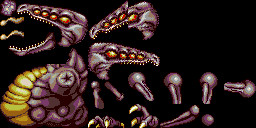 It's everyone's favorite sub-boss from Super Metroid!