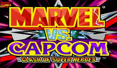 Marvel vs  Capcom: Clash of Super Heroes (Arcade) - The Cutting Room