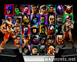 Prerelease:Mortal Kombat Trilogy (PlayStation) - The Cutting