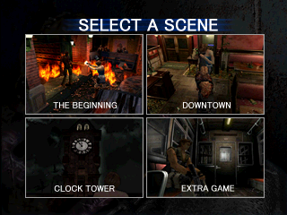 Resident Evil 3 Nemesis Playstation The Cutting Room Floor