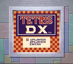 Tetris DX - The Cutting Room Floor