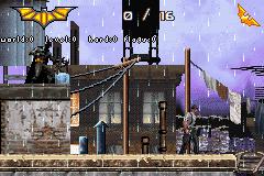 Batman Begins Game Boy Advance The Cutting Room Floor