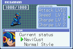 Mega Man Battle Network 3 - The Cutting Room Floor