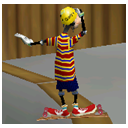 Extremely Goofy Skateboarding-Tutorial goofy darkslide beta.png
