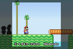 Super Mario Advance Japanese Title Screen.png