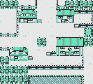 Proto Pokémon Gold and Silver Maps The Cutting Room Floor