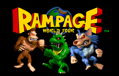 Rampage Wrorld Tour