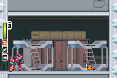 Mega Man Zero 3/e-Reader Functions - The Cutting Room Floor