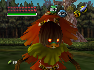 The Legend of Zelda: Majora's Mask/Program Revision