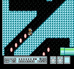 Super Mario Bros  3/Unused graphics - The Cutting Room Floor