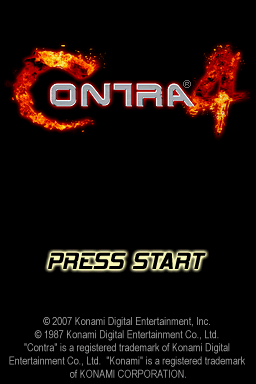 Contra 4 The Cutting Room Floor