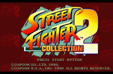 Street Fighter Collection 2 psx title.png