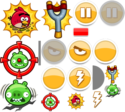Angry Birds   Room Levels