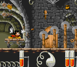 Mickey Mania: The Timeless Adventures of Mickey Mouse (SNES