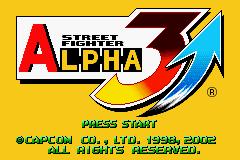 Street Fighter Alpha 3 Upper The Cutting Room Floor