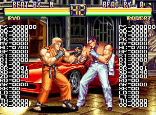 Art Of Fighting 2 Arcade The Cutting Room Floor