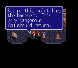 Lufia II Alunze Castle unused text 2.png