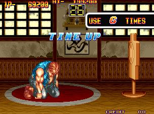 Art Of Fighting Neo Geo The Cutting Room Floor