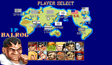 Street Fighter Ii The Cutting Room Floor