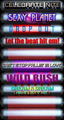 DDR Solo 2000 (Arcade) Empty Song Selection Spots.png