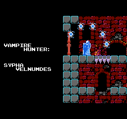 Castlevania III: Dracula's Curse/Regional Differences - The