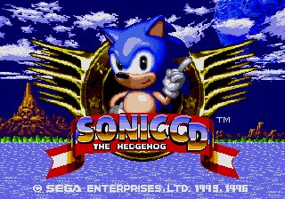 Sonic the Hedgehog CD (Windows, 1996) - The Cutting Room Floor