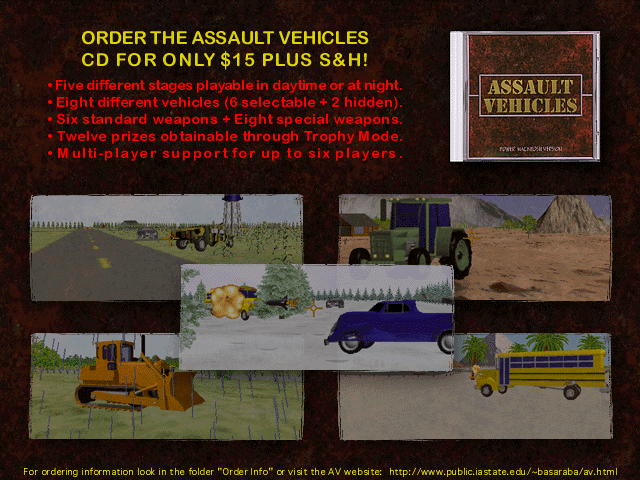 Assault Vehicles (Mac OS Classic) - Demo.png
